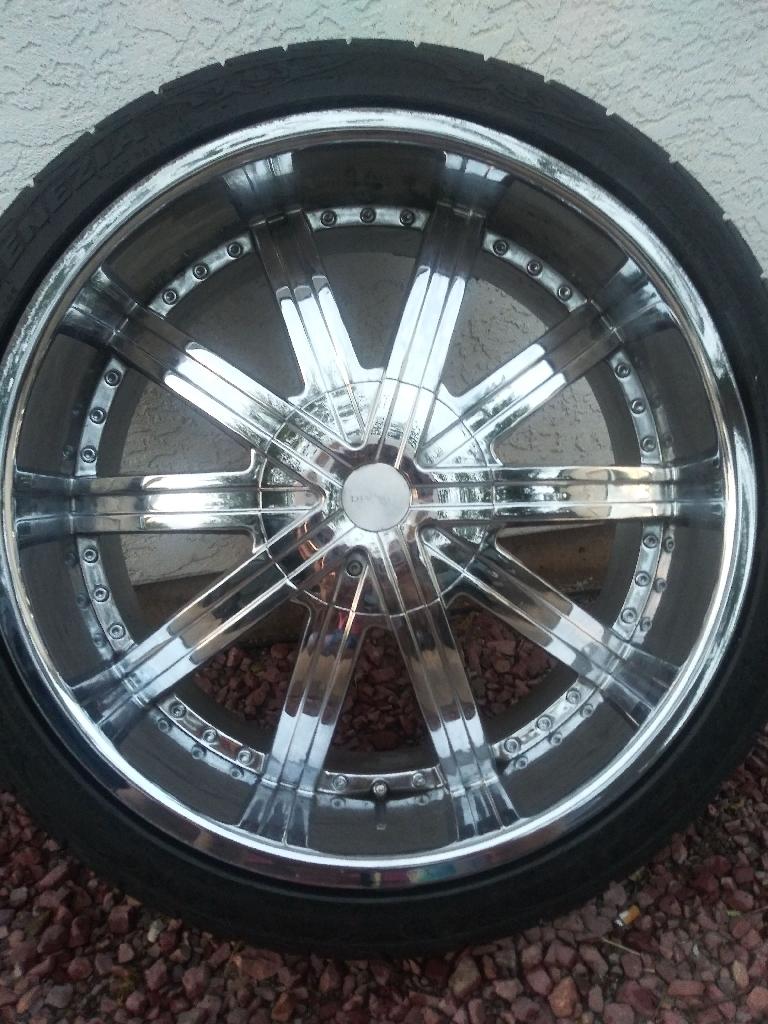 Rims & tires
