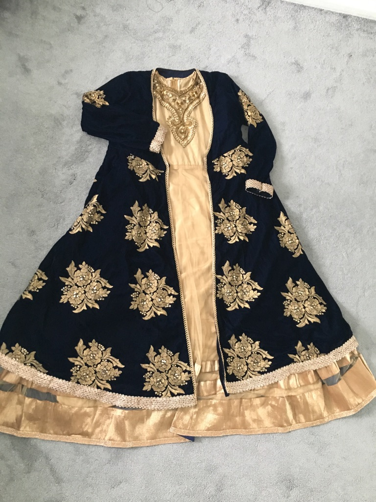 Ladies Indian outfit/ suit dress & jacket
