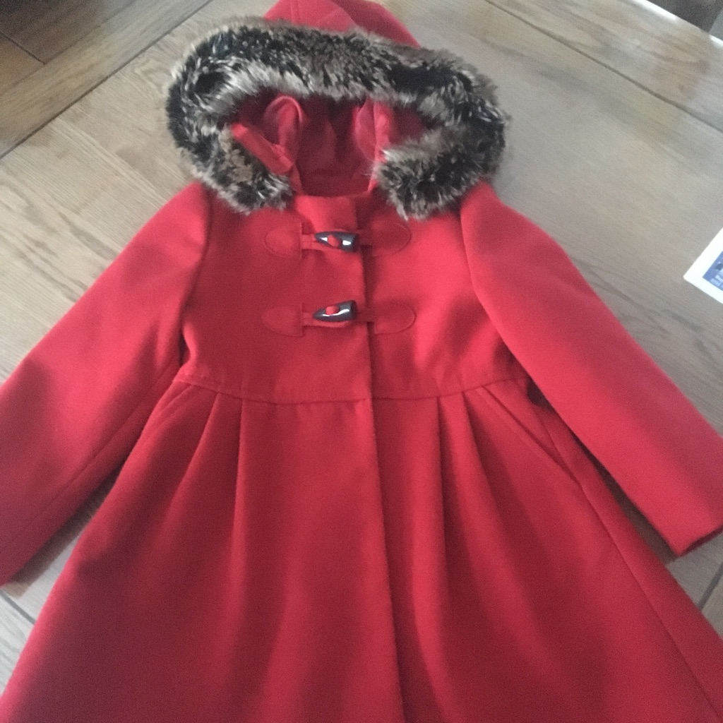 2-3 yrs mothercare coat
