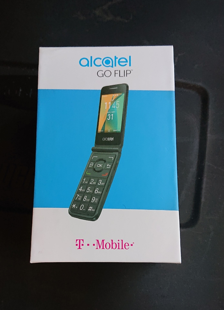 Tmobile flip phone