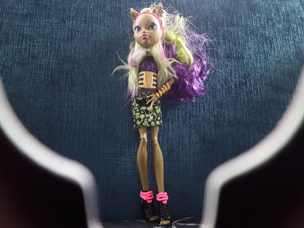 6 monster high dolls