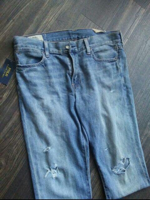 Ralph lauren Astor slim boyfriend jeans
