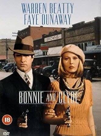 Bonnie & Clyde, Casablanca & Gone with the Wind DVDs
