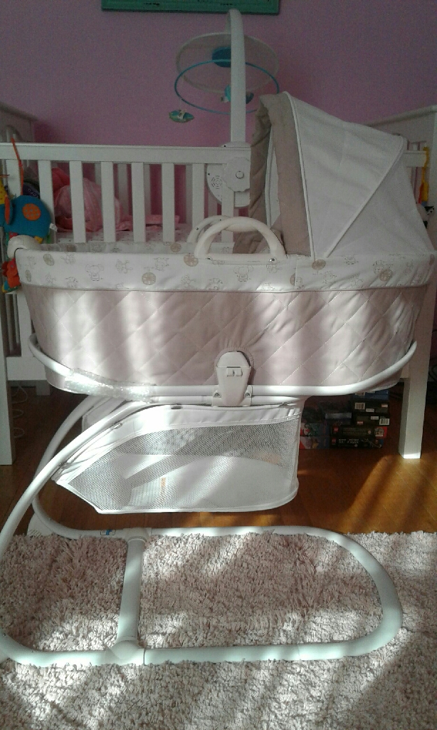 Bouncy chairs co sleeper bassinet