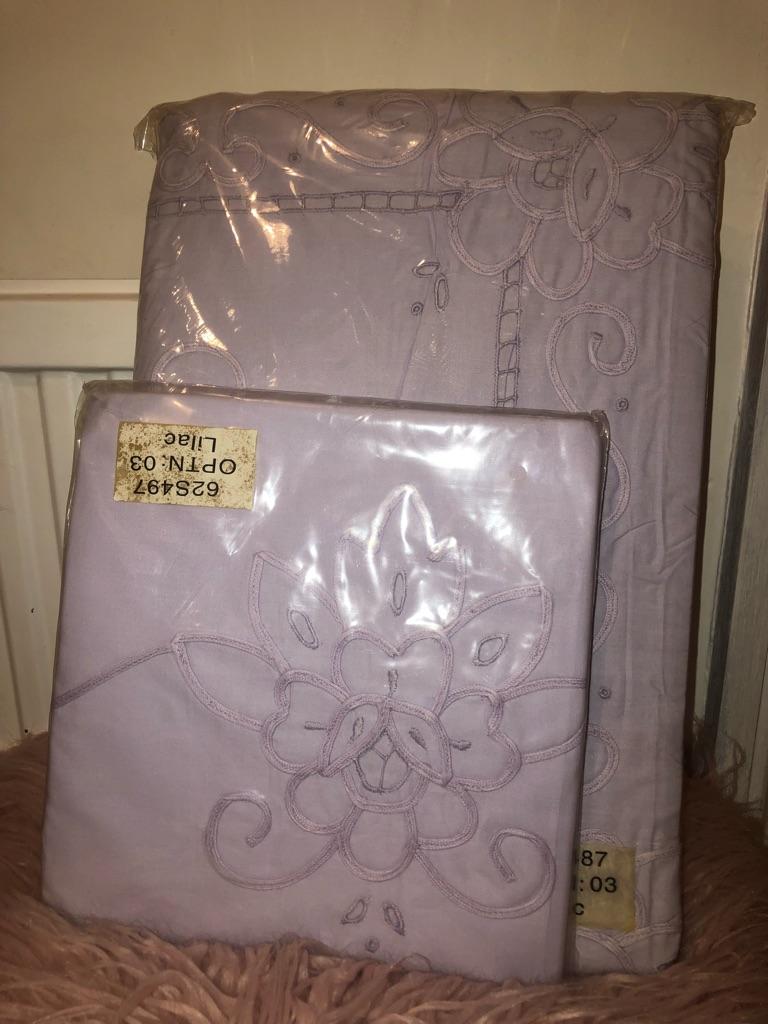Purple duvet covers