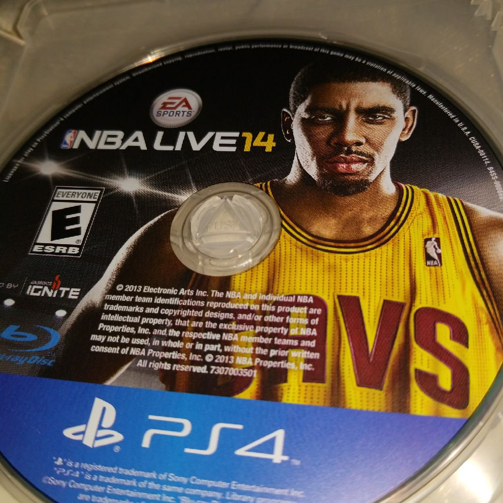 Nba Live 16 game for ps4