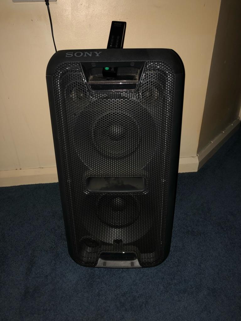 Sony GTK speaker £150
