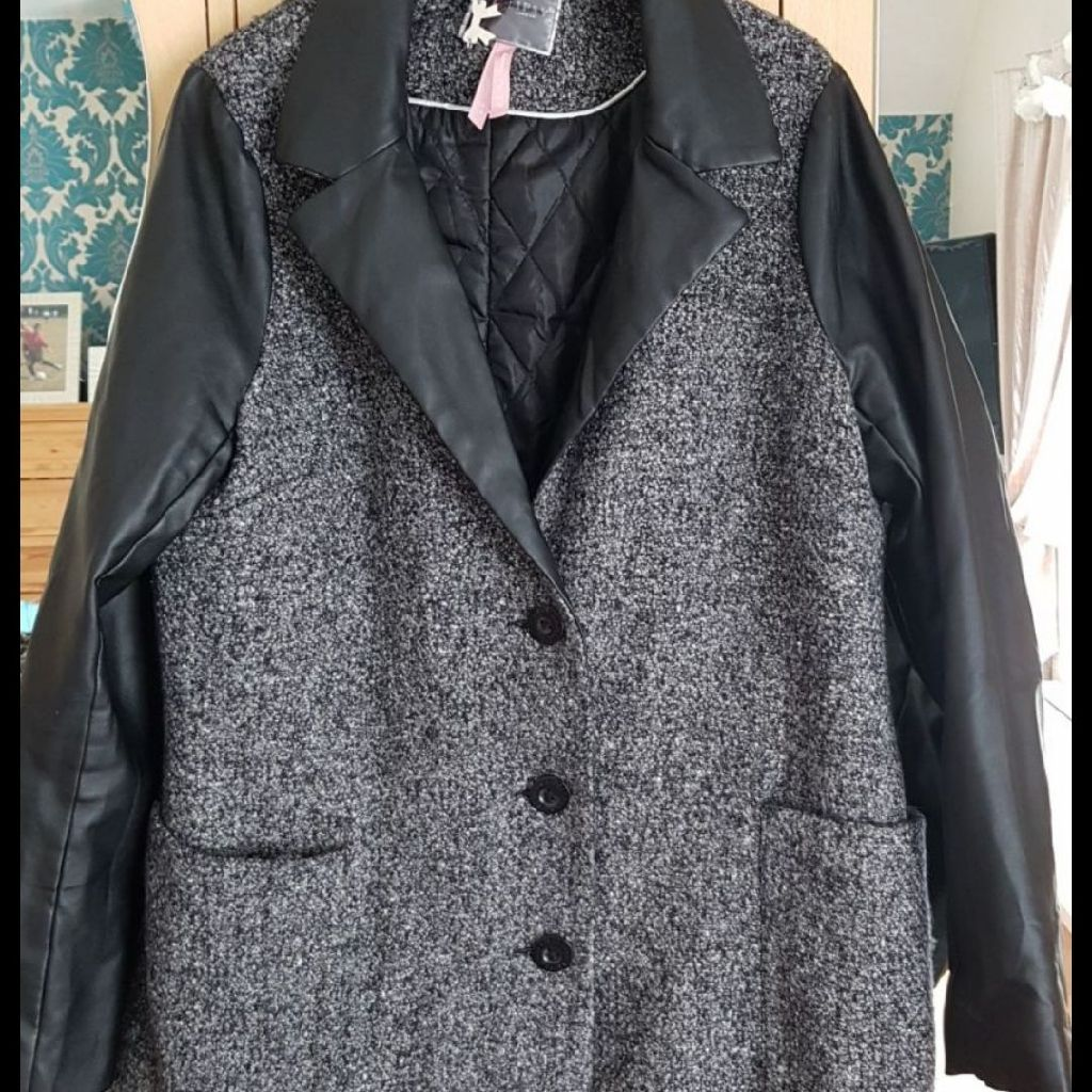 Lipsy Designer Coat Size 14