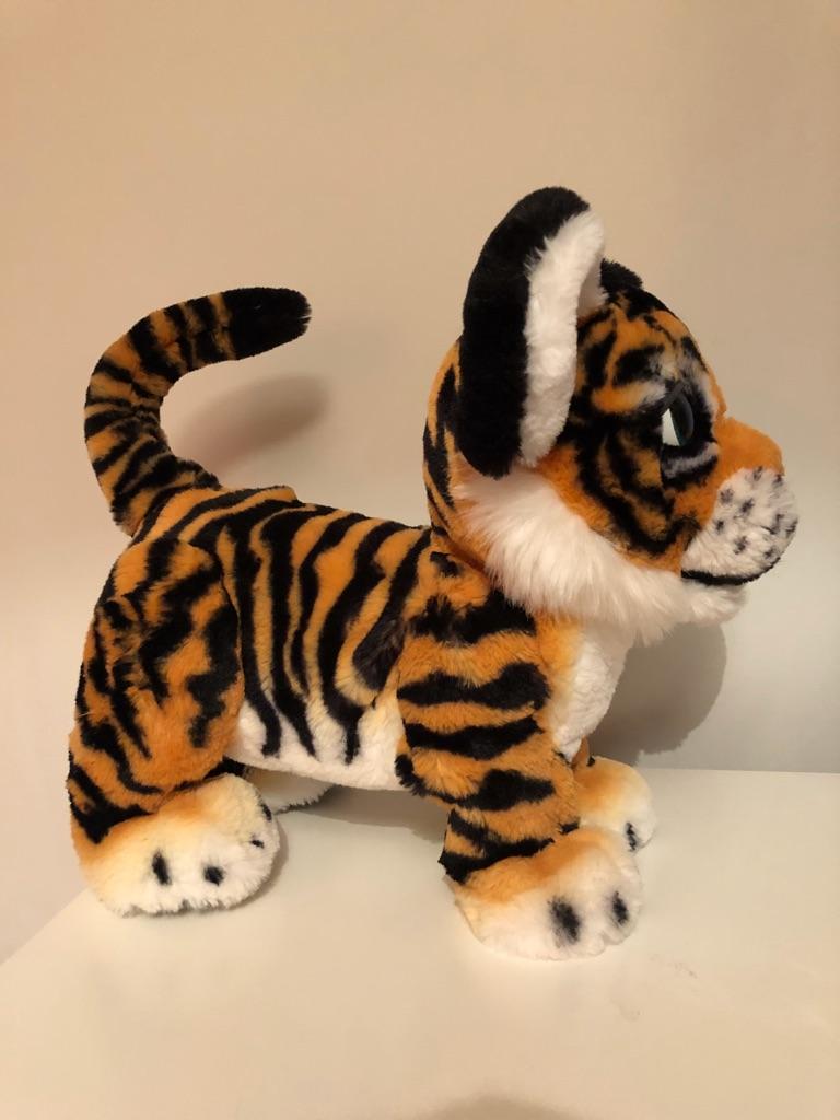 Fur real roaring tiger
