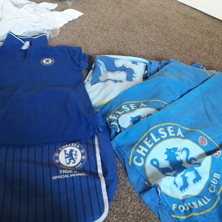 Chelsea Football Bundle