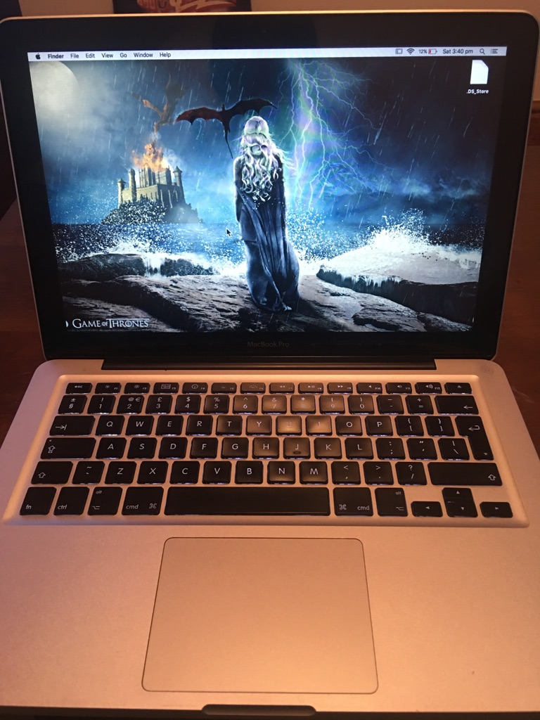 MacBook Pro 2009, upgraded