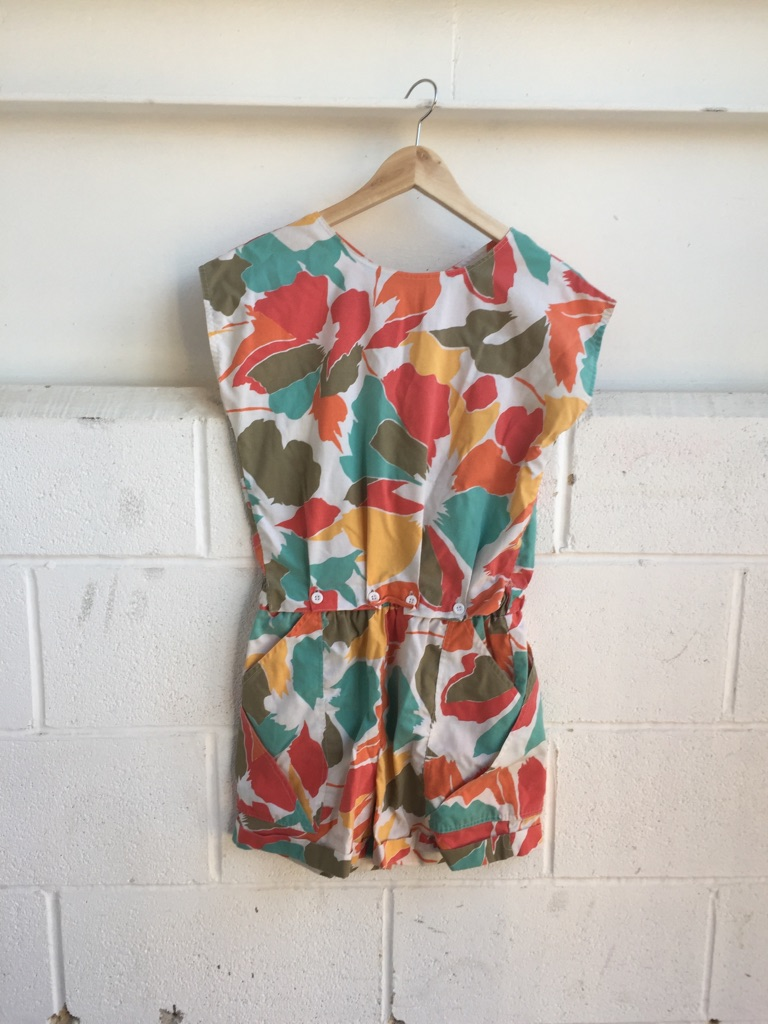 Beautiful women summer play suit size 10