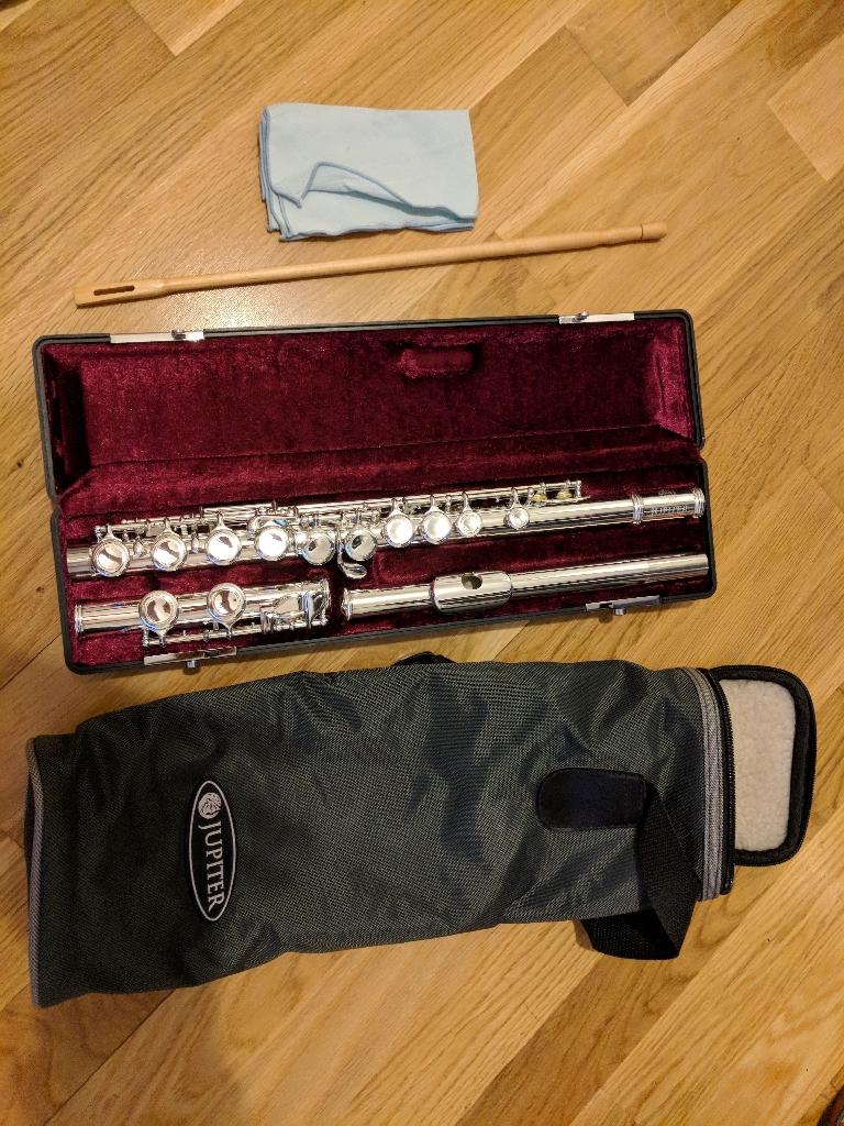 Jupiter JFL-511ESSC flute