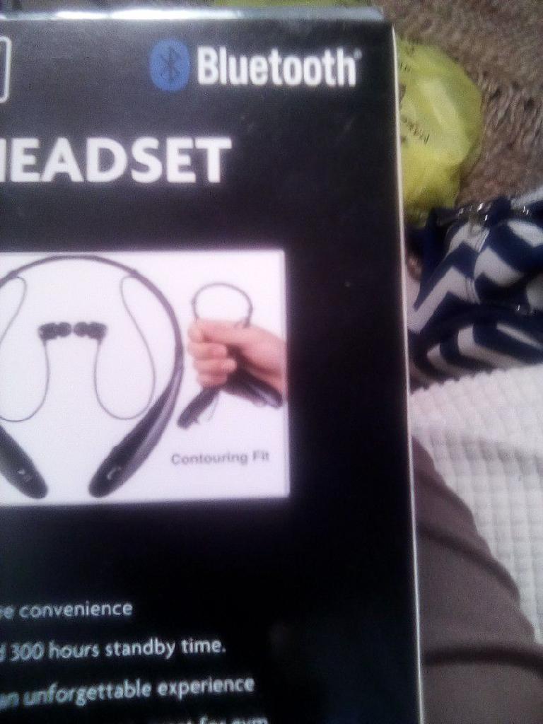 Bluetoot headphones