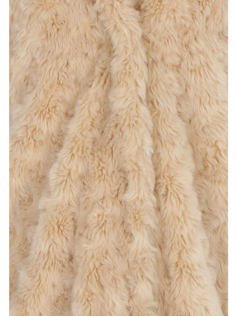 7ae1e5ece74ca ... New Look Women s Half Faux Fur Sleeveless Coat Size 10. Ask for extra  product image