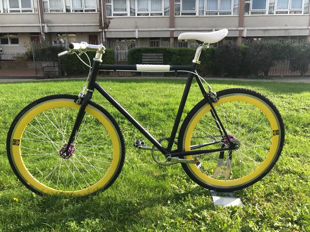 No logo brand new mountain bike fast city single speed Bike custom
