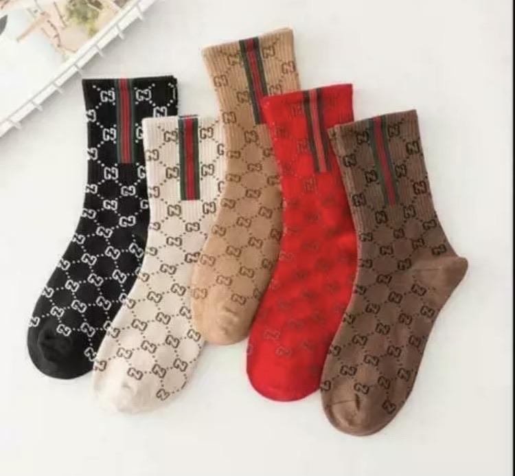 Inspired socks
