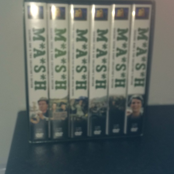 Complete Box Set of M*A*S*H