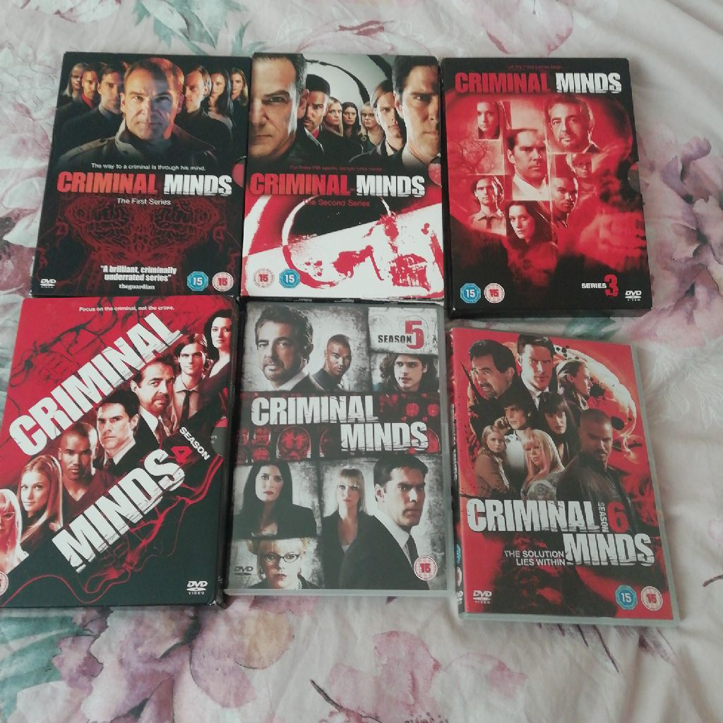 Criminal Minds Box sets