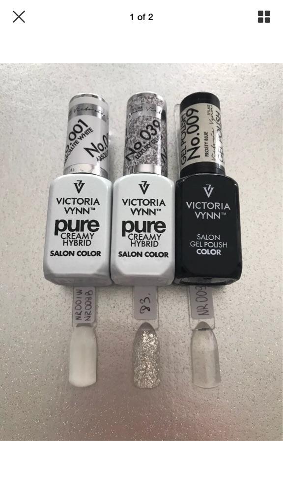Victoria vynn gel polish