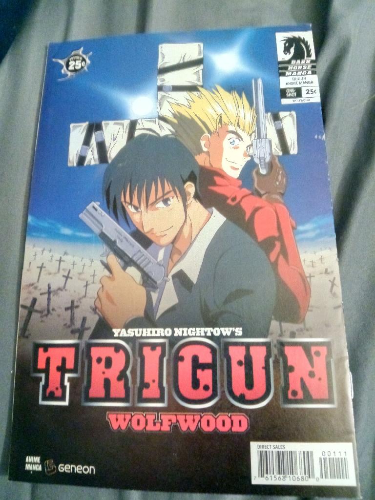 Trigun: Wolfwood