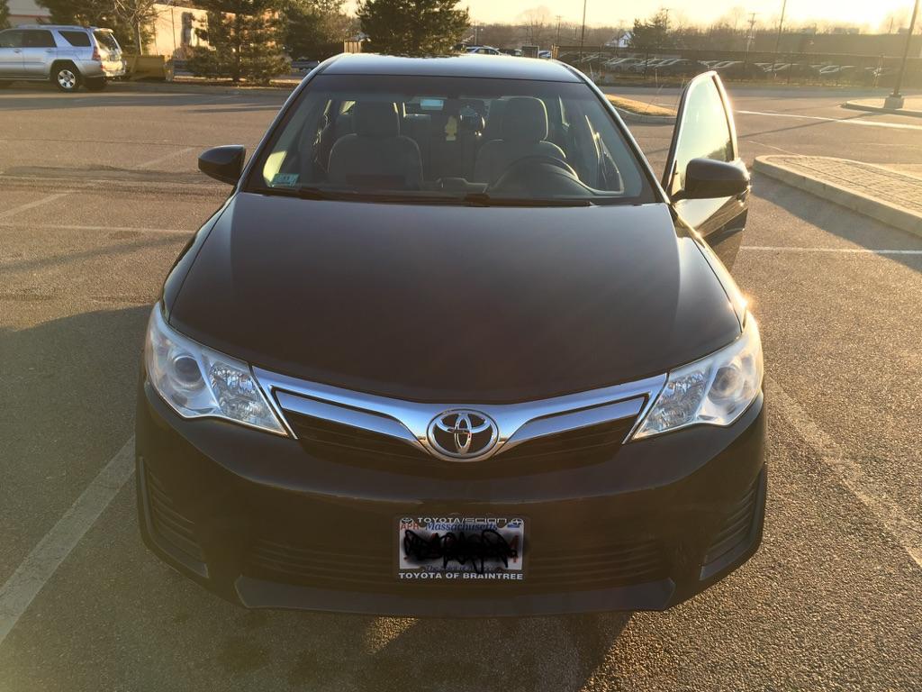 2012 Toyota Camry - ~27000 miles