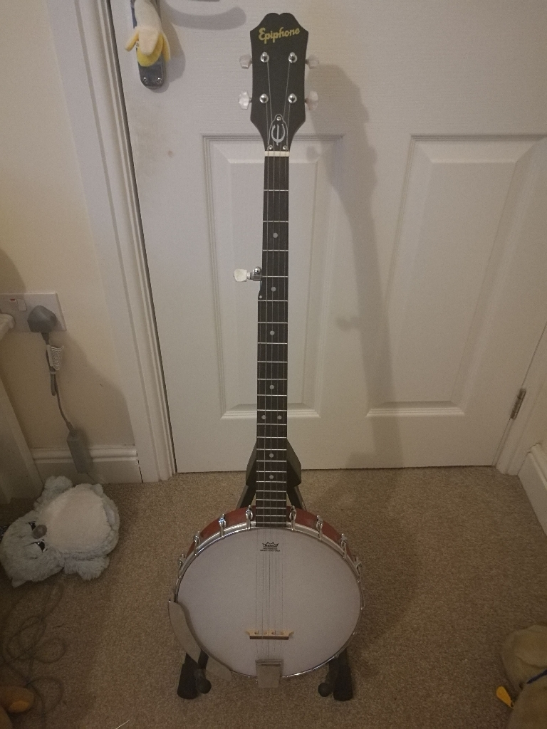 Banjo - Epiphone MB-100 Open Back