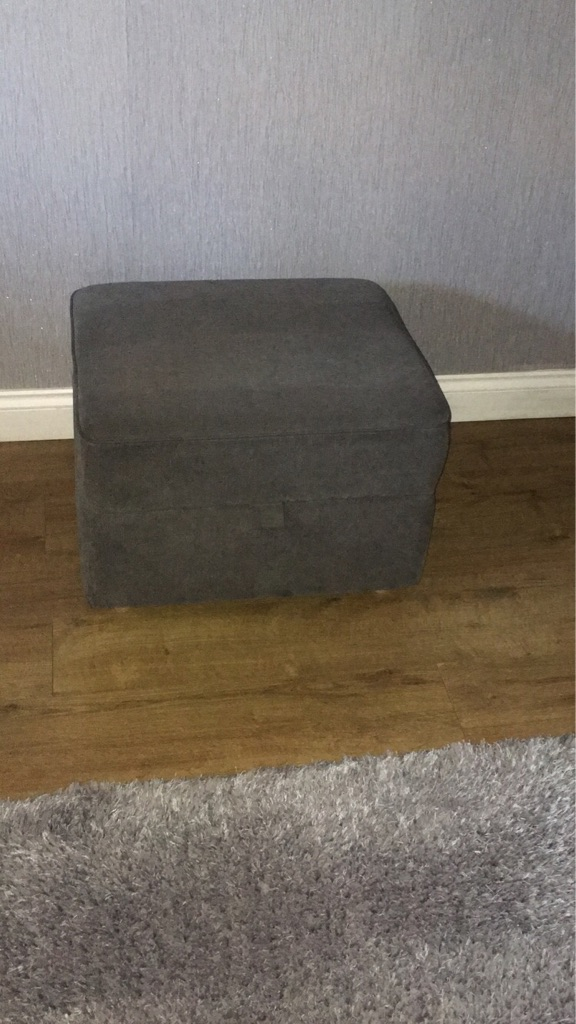 ***Two 3 seaters and footstool for sale £450***