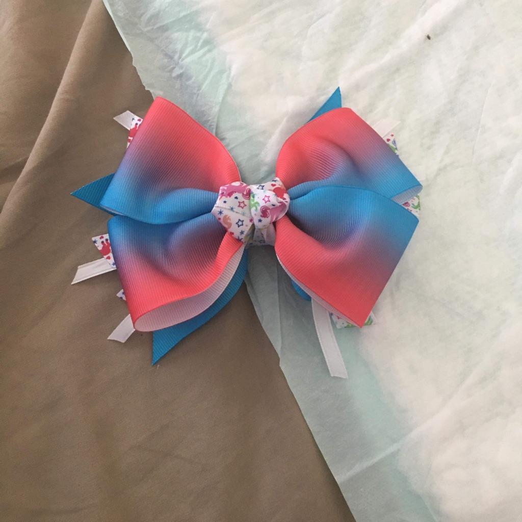 Brand new handmade girls bow