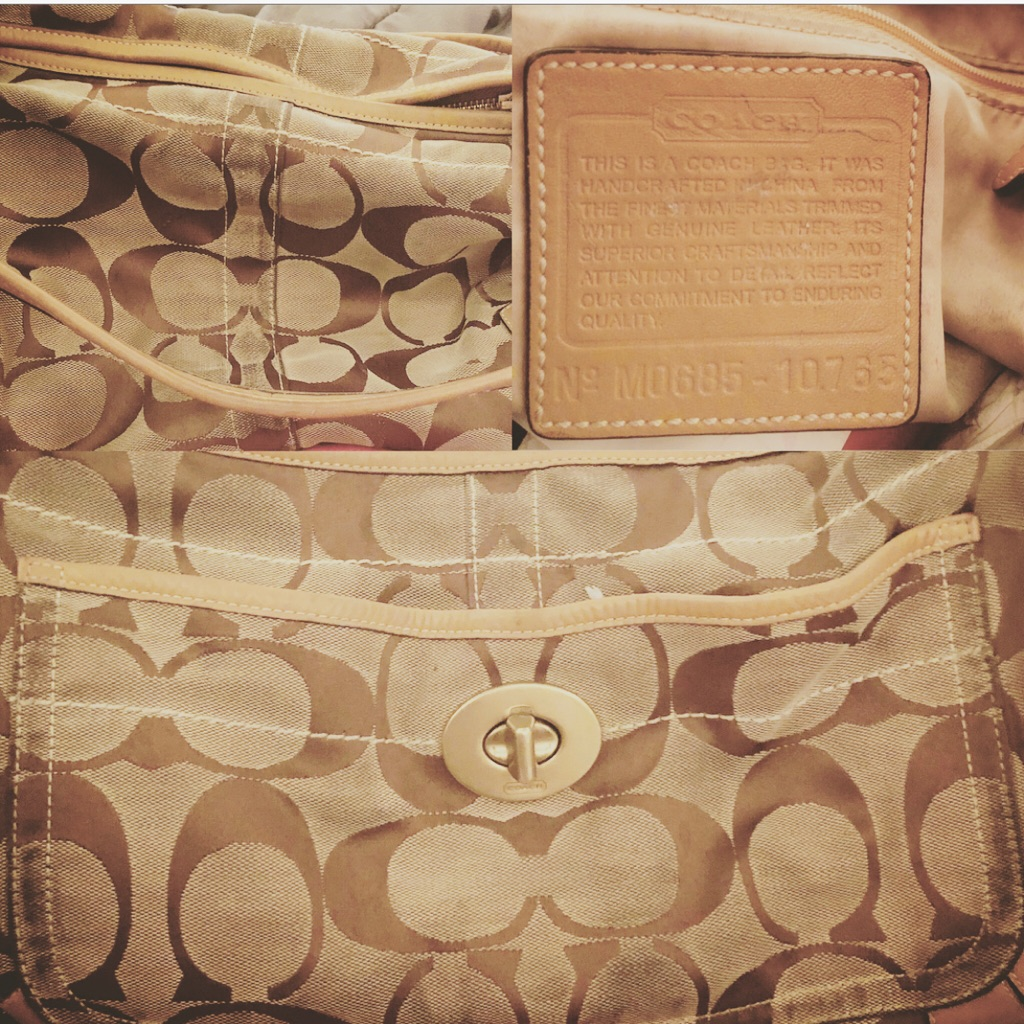 Coach Purse/Tote