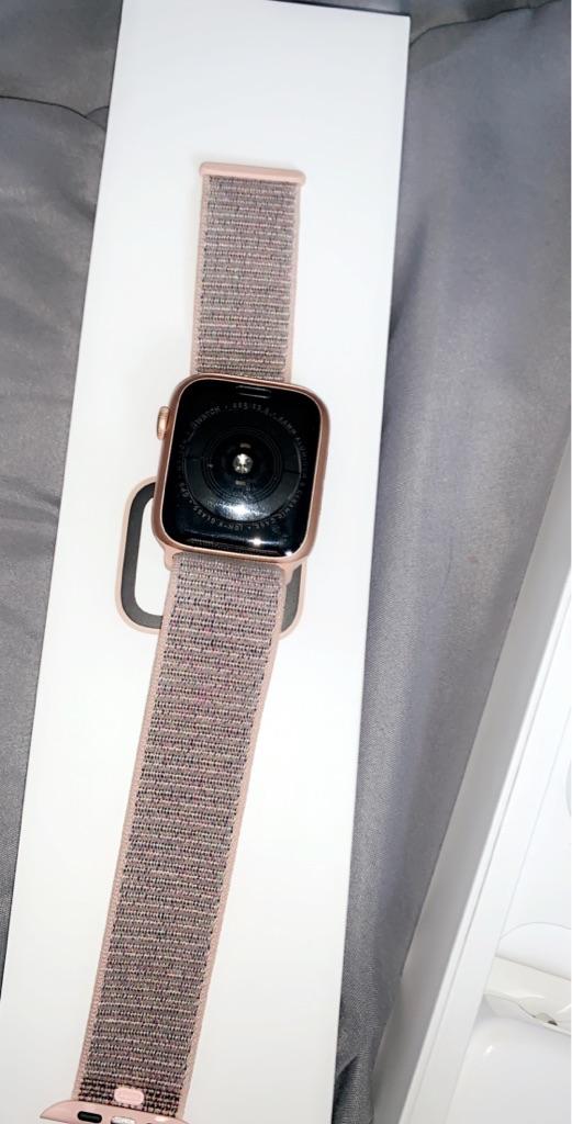 Apple Watch rose gold series 4