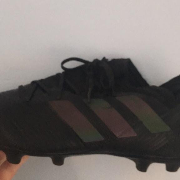 Adidas Nemeziz blackout