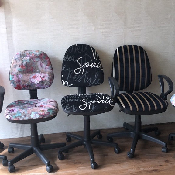 Designer office chairs