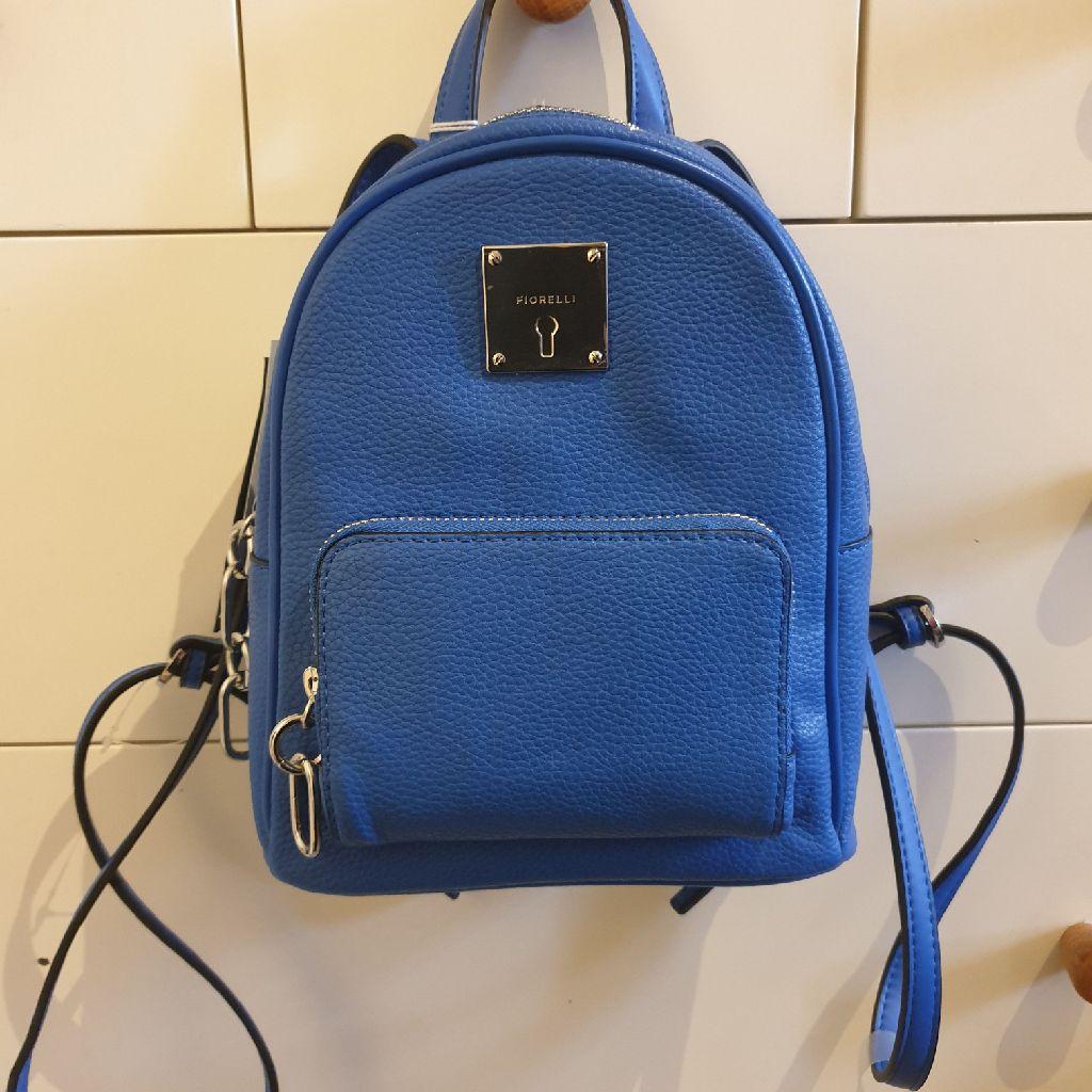 BRAND NEW Fiorelli Blue Backpack