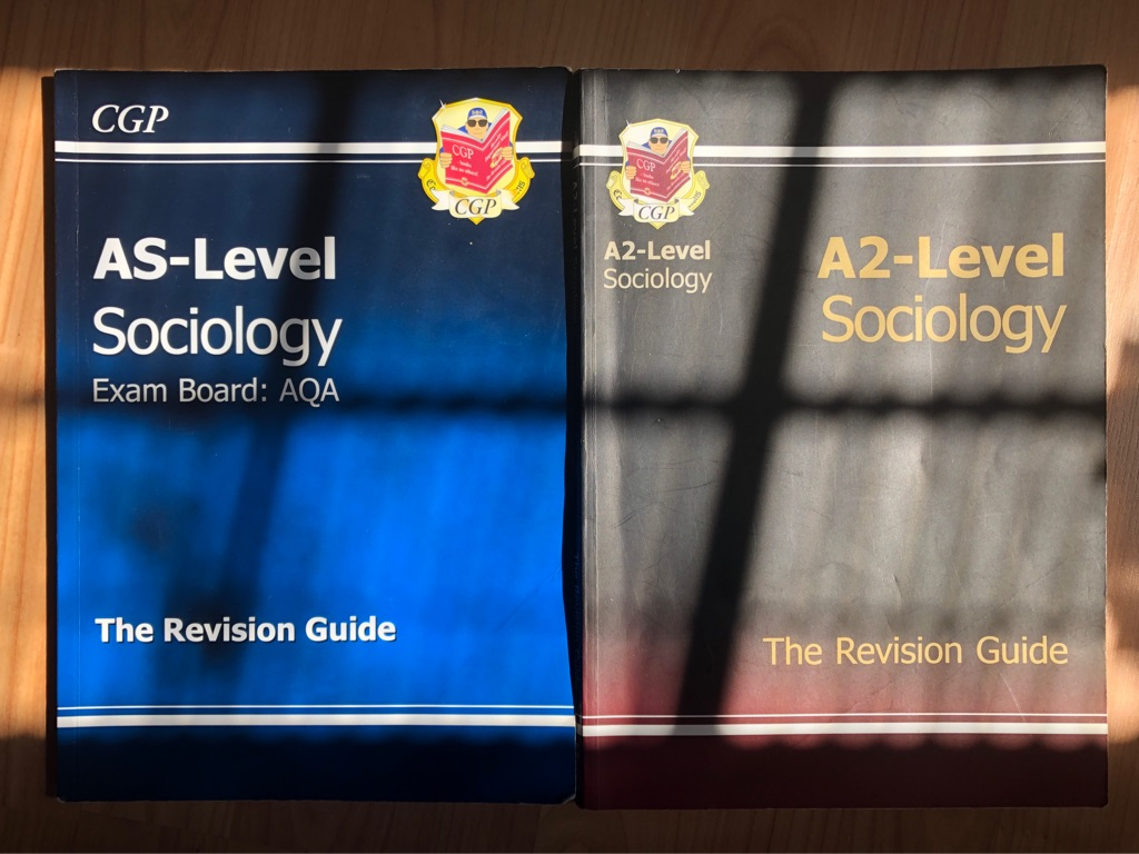 AS & A2 Sociology Revision Study Guides