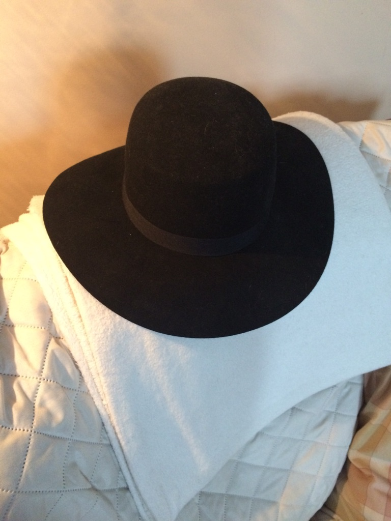 Black H&M Hat