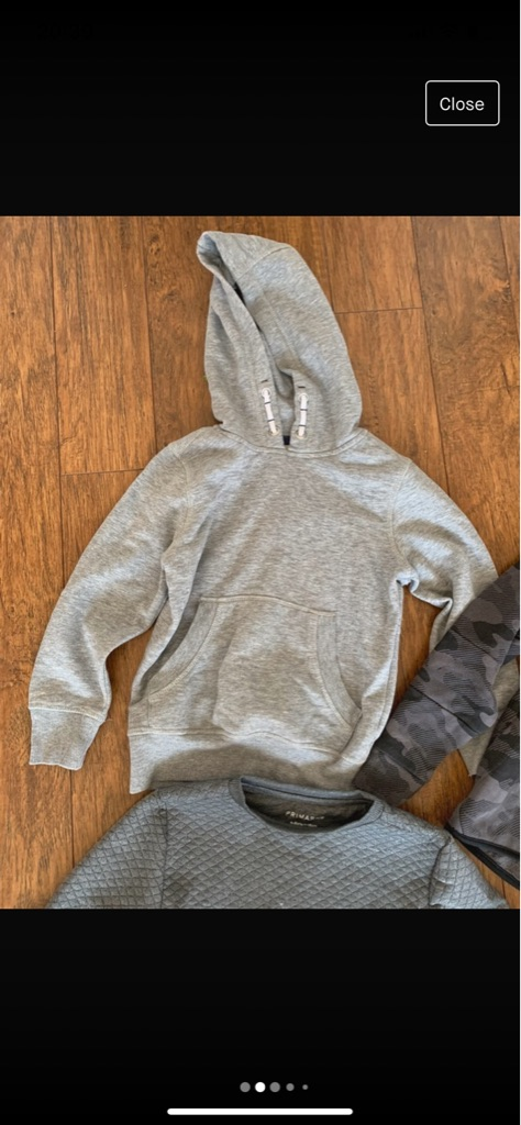Boys jumpers 5-6 years