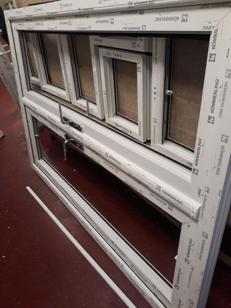 Upvc double Glazed doors and windows