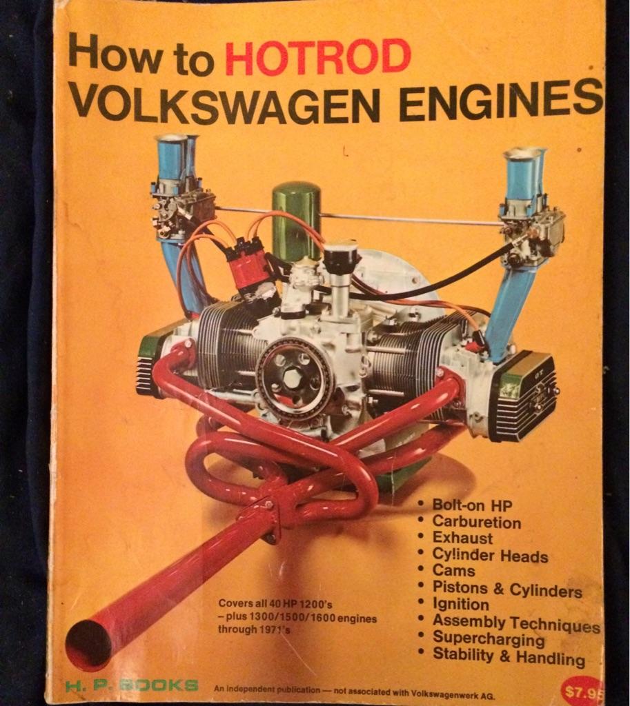 How to HOTROD Volkswagen Engines 📖