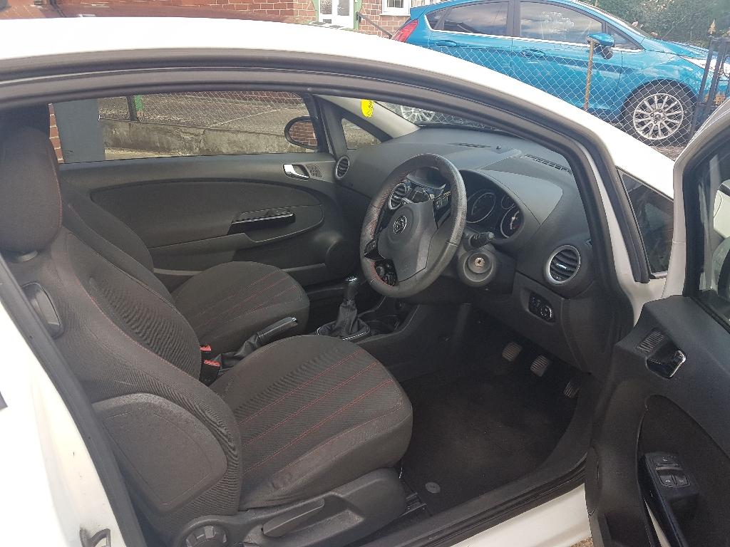 Vauxhall Corsa 1.2 sxi 2011