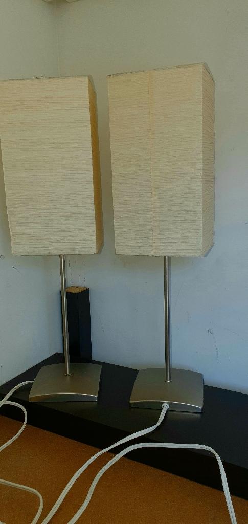 Chic Style Lamp Pair