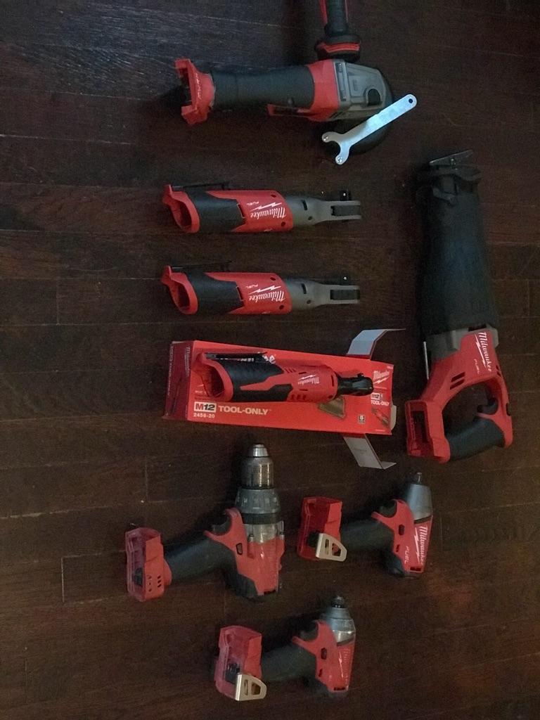 Milwaukee tools NEW