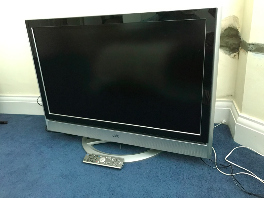 JVC 37inch HD ready TV