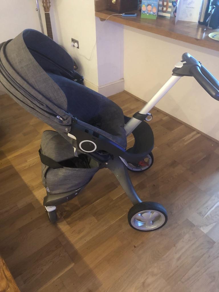 Stokke Xplory v6 pushchair