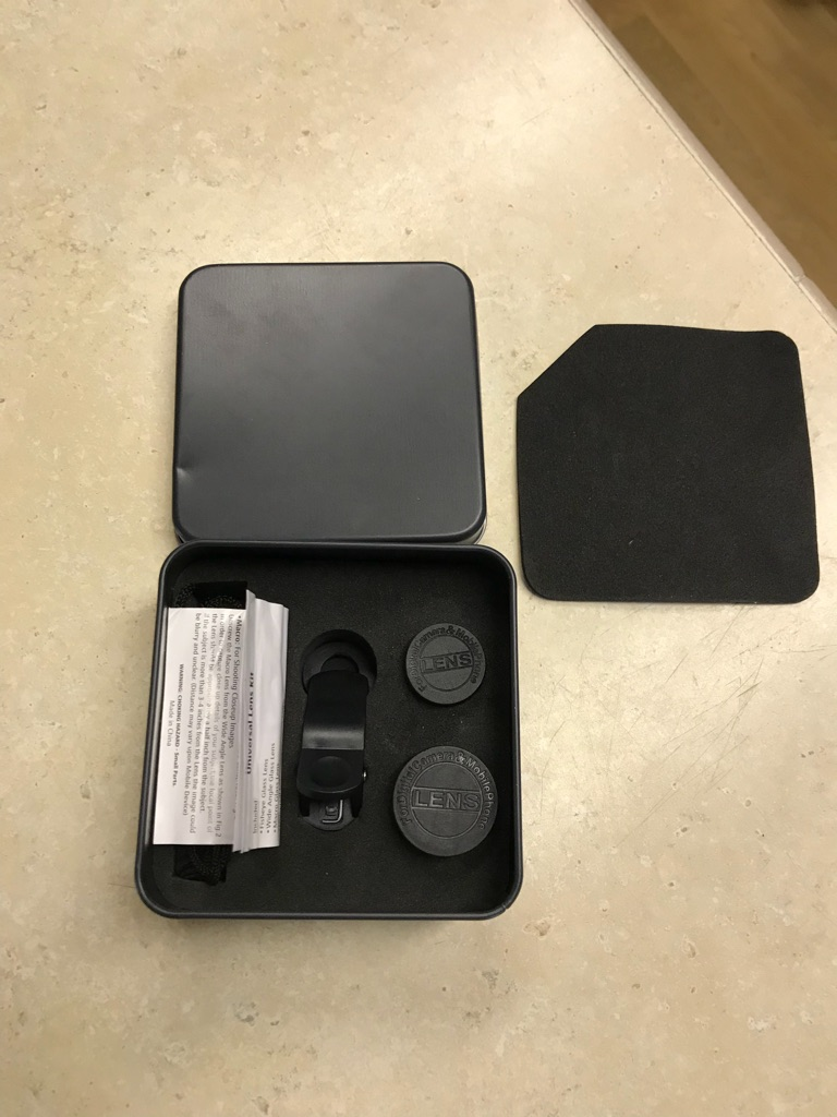 Universal Lens Kit For Mobile Devices