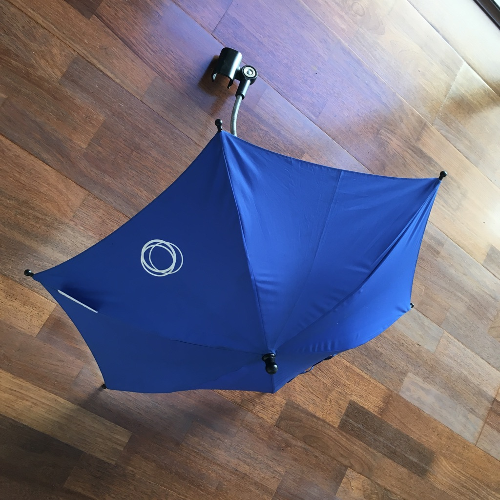 Bugaboo umbrella and canopy for chameleon