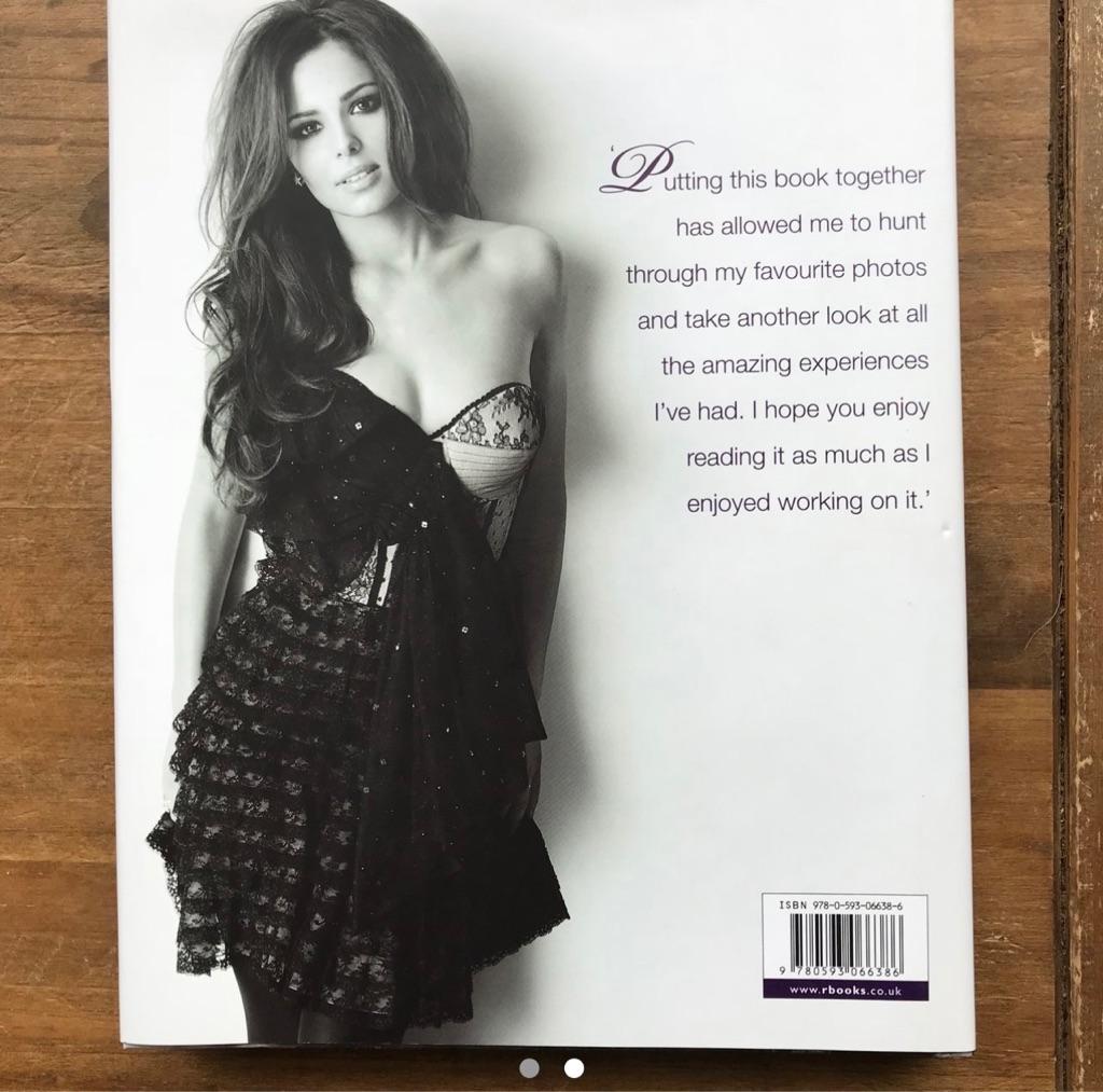 Cheryl Cole through my eyes autobiography