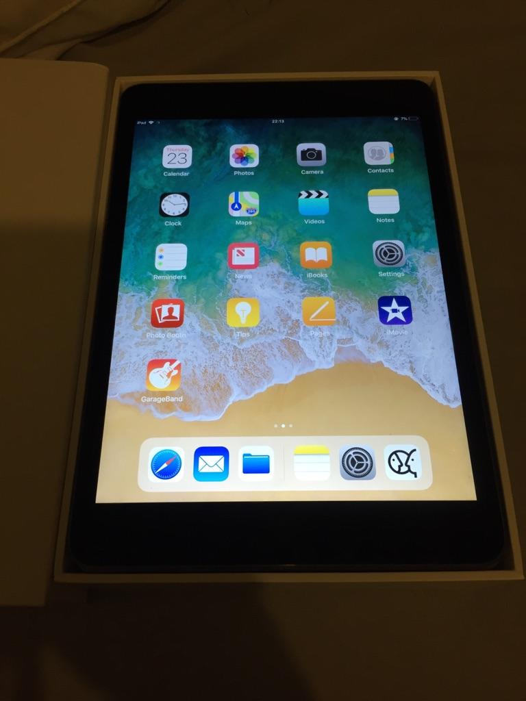 32GB iPad Mini 2
