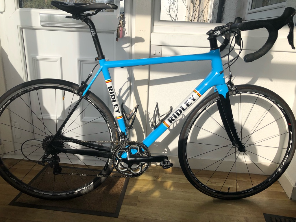 Ridley Helium RS