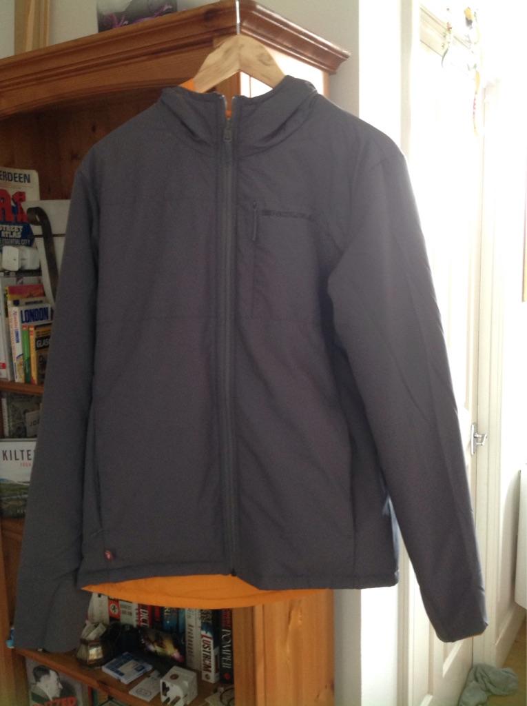 Endura Urban Primaloft Fully Reversible Medium Sized Jacket For Sale.
